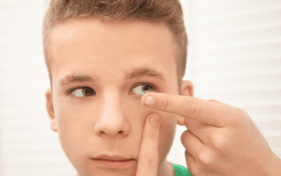 Back-to-School Eyecare: The Best Contact Lenses for Kids